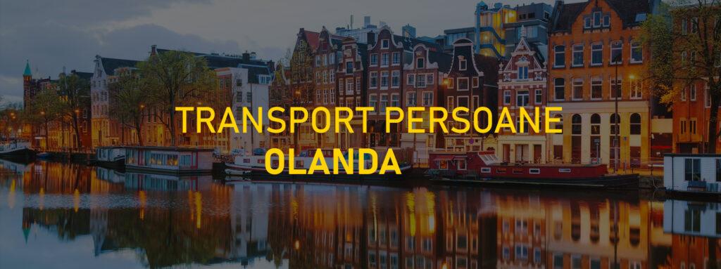 transport persoane romania-olanda
