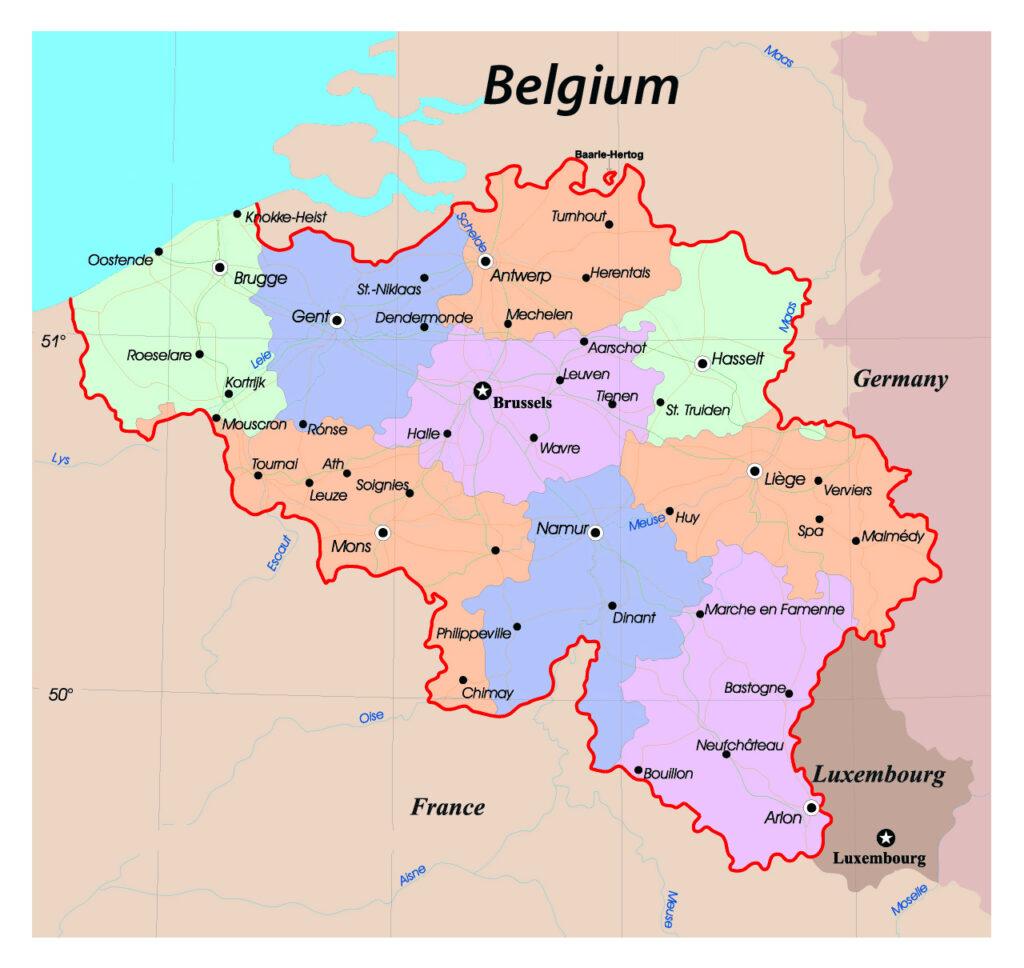 transport de persoane belgia