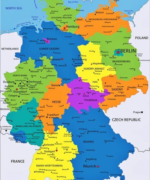 transport de persoane germania azi